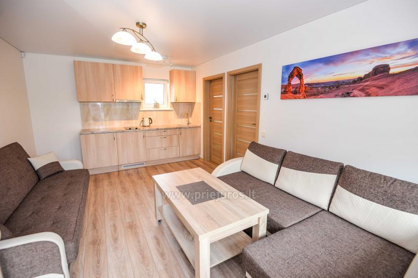 Nowe mieszkania, apartamenty, domy wakacyjne do wynajęcia VILA TANTE - 14