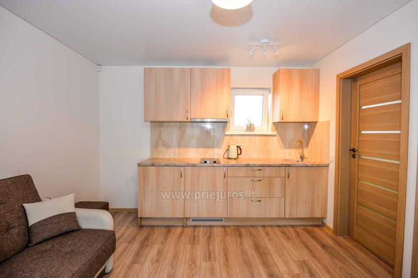 Nowe mieszkania, apartamenty, domy wakacyjne do wynajęcia VILA TANTE - 15