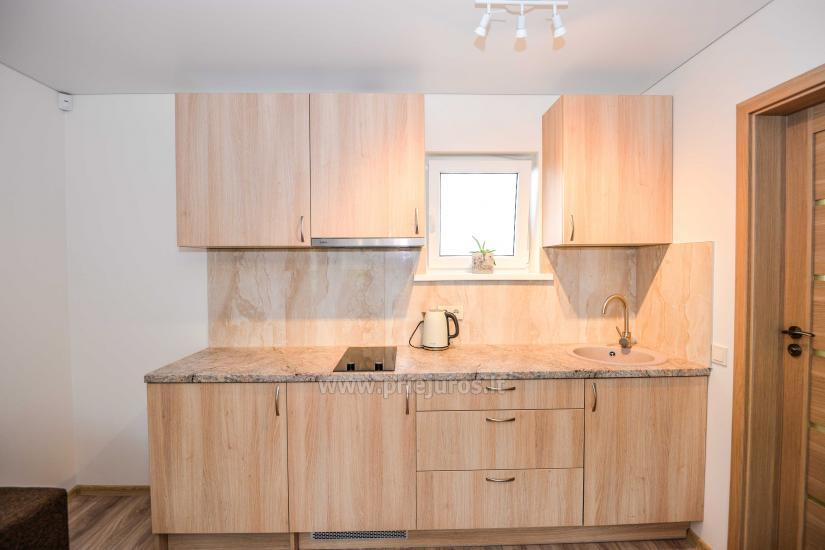 Nowe mieszkania, apartamenty, domy wakacyjne do wynajęcia VILA TANTE - 18