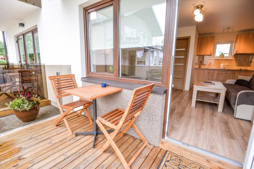 Nowe mieszkania, apartamenty, domy wakacyjne do wynajęcia VILA TANTE - 23