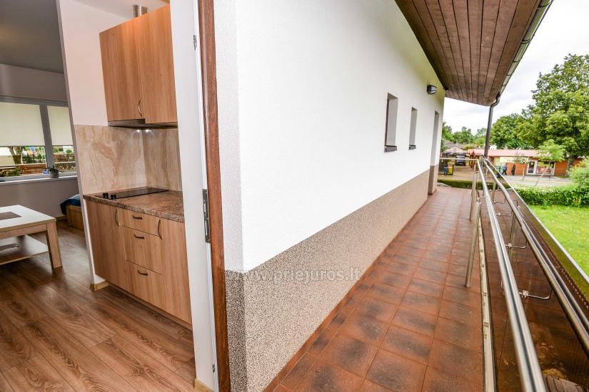 Nowe mieszkania, apartamenty, domy wakacyjne do wynajęcia VILA TANTE - 29
