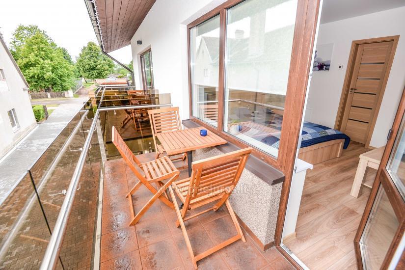 Nowe mieszkania, apartamenty, domy wakacyjne do wynajęcia VILA TANTE - 35