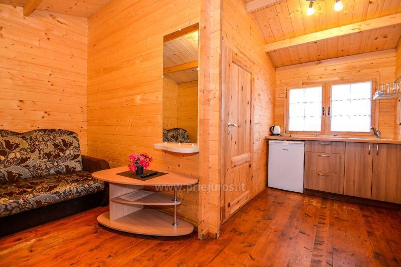 Nowe mieszkania, apartamenty, domy wakacyjne do wynajęcia VILA TANTE - 39