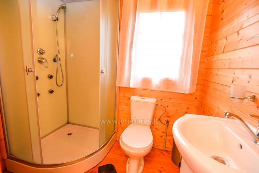 Nowe mieszkania, apartamenty, domy wakacyjne do wynajęcia VILA TANTE - 42