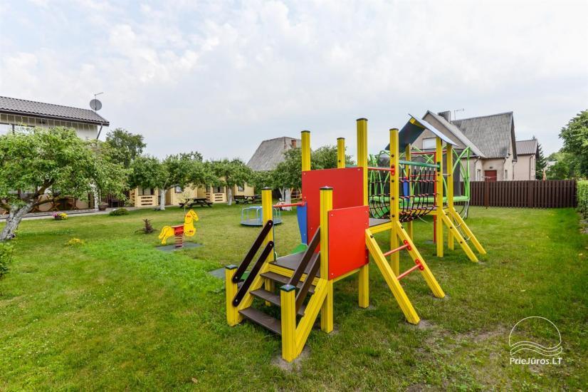 Nowe mieszkania, apartamenty, domy wakacyjne do wynajęcia VILA TANTE - 44
