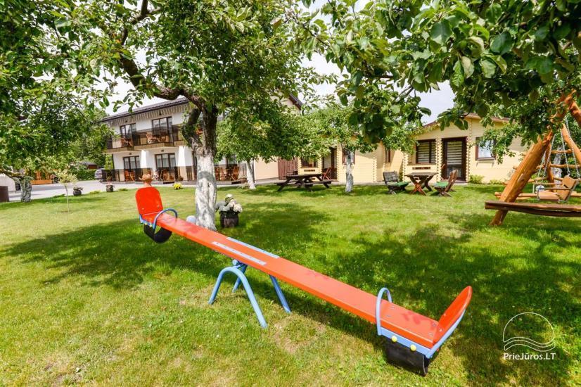 Nowe mieszkania, apartamenty, domy wakacyjne do wynajęcia VILA TANTE - 49