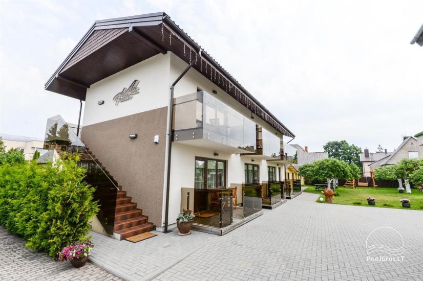 Nowe mieszkania, apartamenty, domy wakacyjne do wynajęcia VILA TANTE - 1