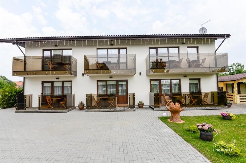 Nowe mieszkania, apartamenty, domy wakacyjne do wynajęcia VILA TANTE - 2