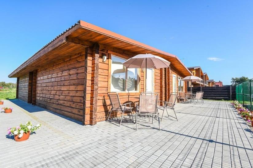 9 LELIJOS - nowe drewniane domy do przytulnej wypoczynku rodzinnego - 1