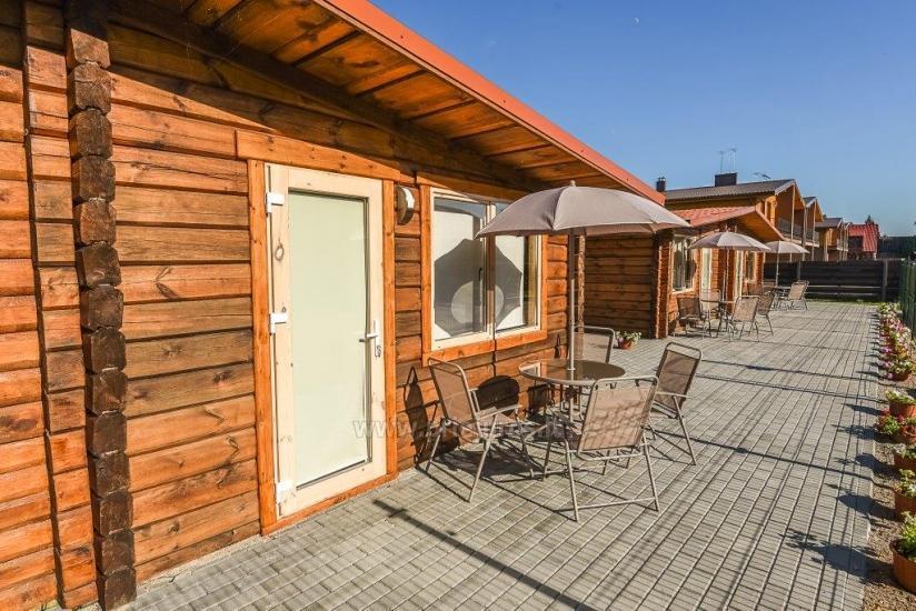 9 LELIJOS - nowe drewniane domy do przytulnej wypoczynku rodzinnego - 2