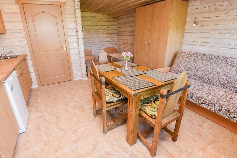 9 LELIJOS - nowe drewniane domy do przytulnej wypoczynku rodzinnego - 3