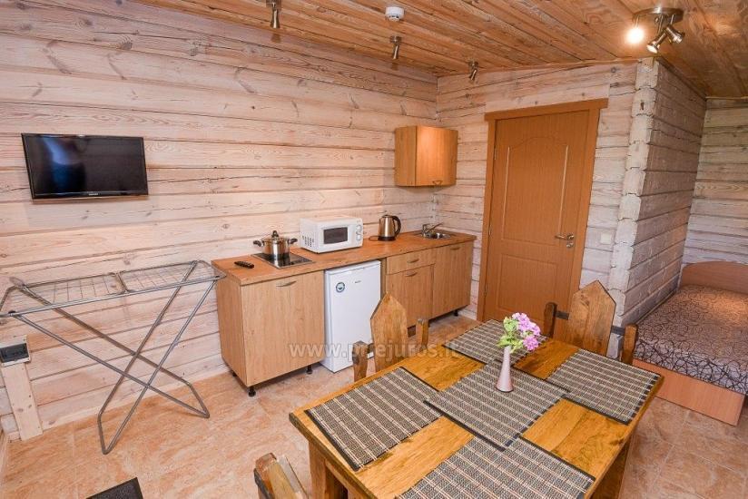 9 LELIJOS - nowe drewniane domy do przytulnej wypoczynku rodzinnego - 4
