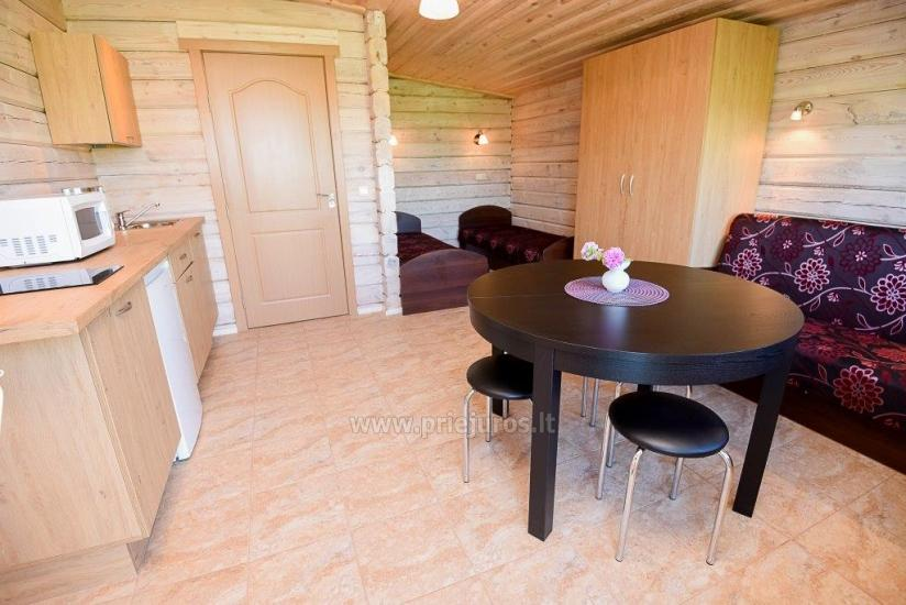 9 LELIJOS - nowe drewniane domy do przytulnej wypoczynku rodzinnego - 5