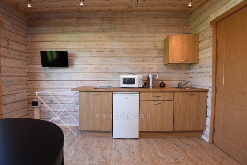 9 LELIJOS - nowe drewniane domy do przytulnej wypoczynku rodzinnego - 6