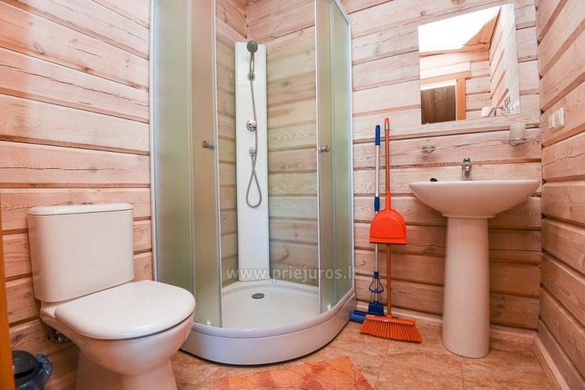 9 LELIJOS - nowe drewniane domy do przytulnej wypoczynku rodzinnego - 7