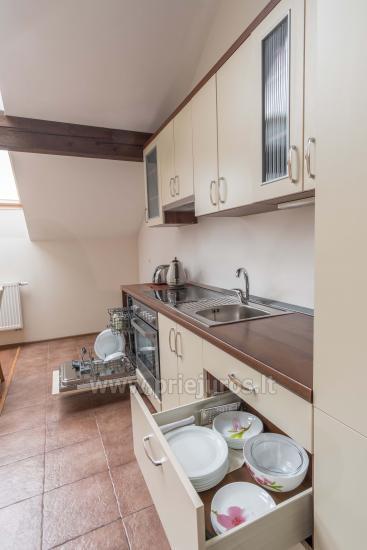 Apartamenty w Kłajpedzie Meridian Apartment - 6