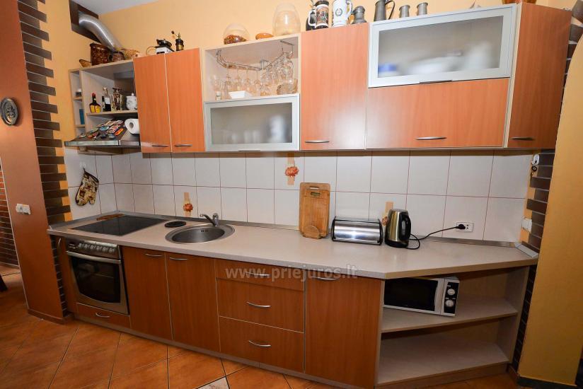 Dwa pokoje mieszkanie w Juodkrante, Mierzeja Kurońska - 20