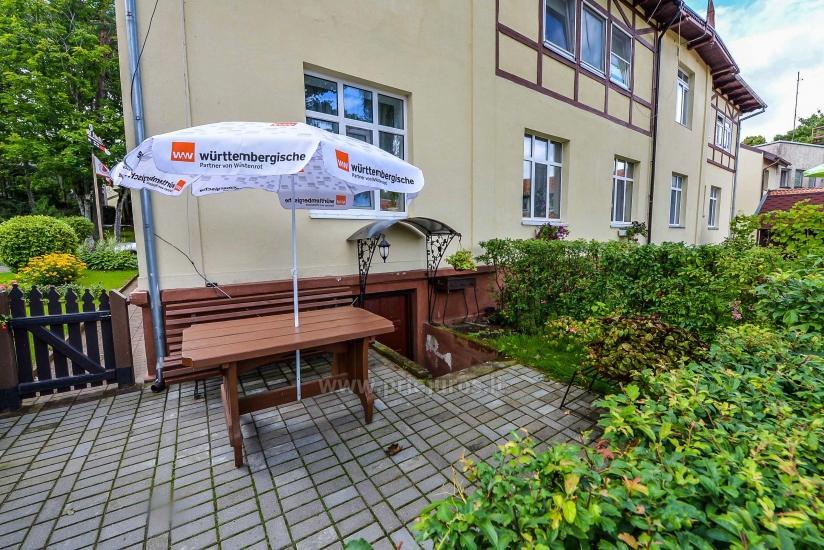 Dwa pokoje mieszkanie w Juodkrante, Mierzeja Kurońska - 4