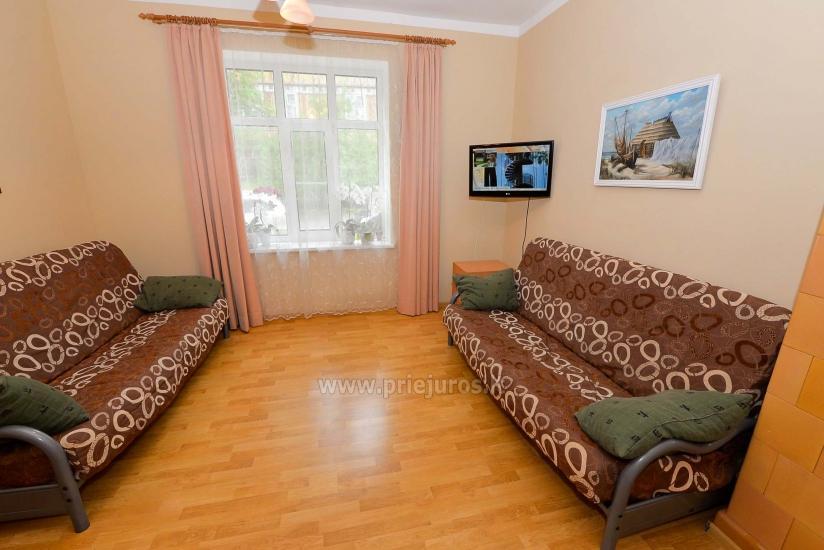 Dwa pokoje mieszkanie w Juodkrante, Mierzeja Kurońska - 11