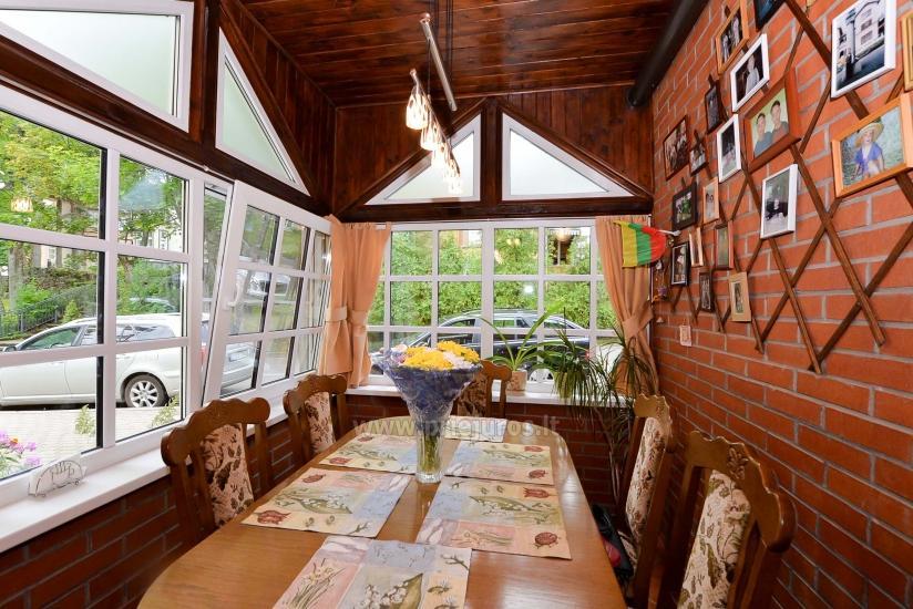 Dwa pokoje mieszkanie w Juodkrante, Mierzeja Kurońska - 18