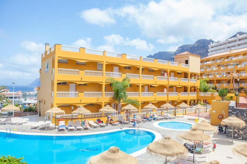 Apartamenty na Teneryfie El Marques - 1
