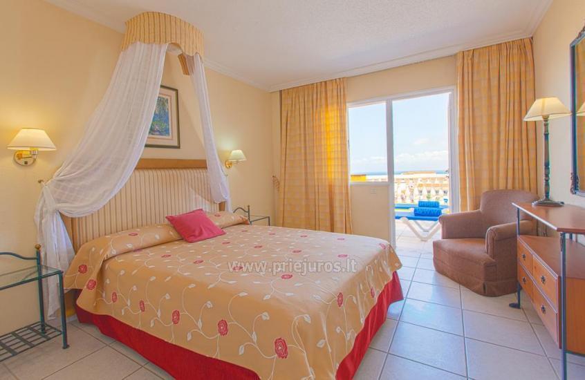 Apartamenty na Teneryfie El Marques - 10
