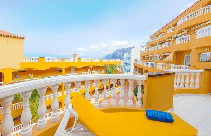 Apartamenty na Teneryfie El Marques - 14