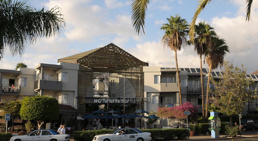 Hg Tenerife Sur apartamenty w Teneryfie - 5