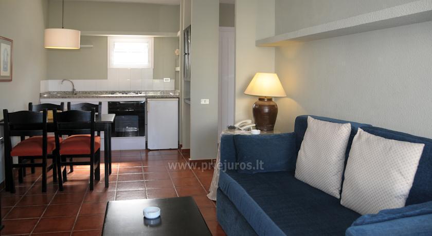 Hg Tenerife Sur apartamenty w Teneryfie - 9