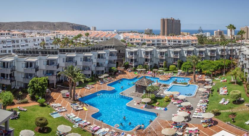 Hg Tenerife Sur apartamenty w Teneryfie - 6