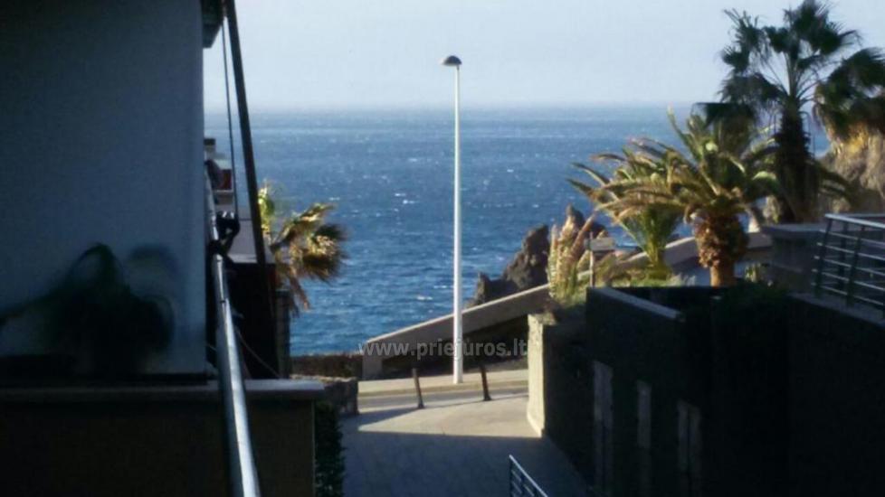 Balcon de Los Gigantes Teneryfa apartamenty z basenem - 3