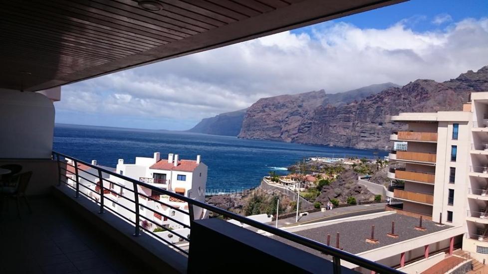 Balcon de Los Gigantes Teneryfa apartamenty z basenem - 2