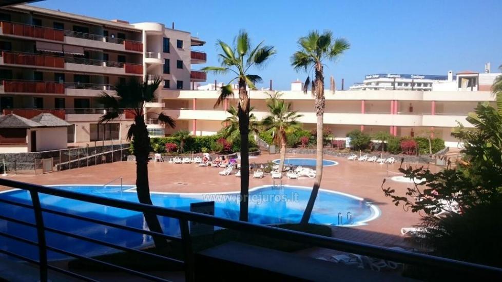 Balcon de Los Gigantes Teneryfa apartamenty z basenem - 6