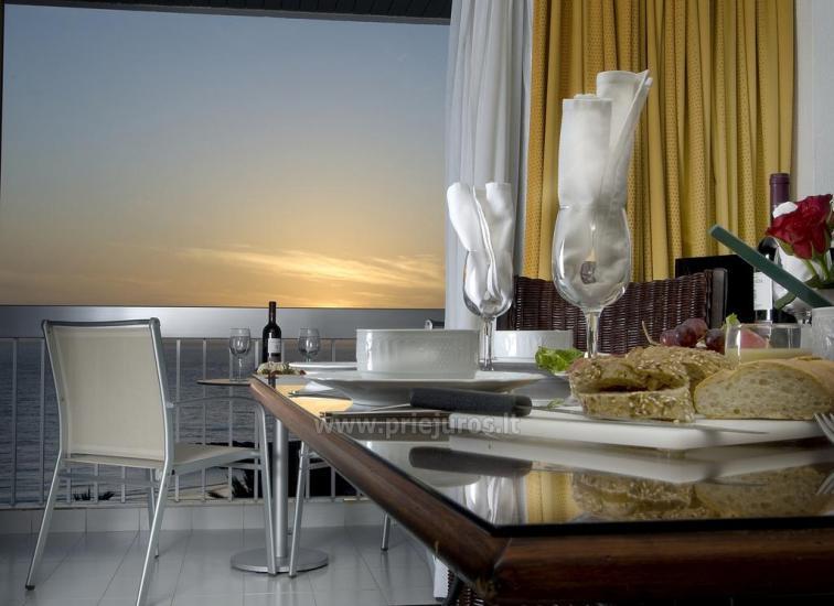 Eleganckie wnętrze apartamenty Palm Beach Club - 3