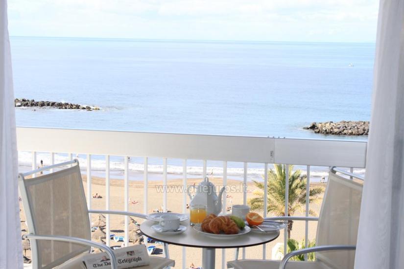 Eleganckie wnętrze apartamenty Palm Beach Club - 9