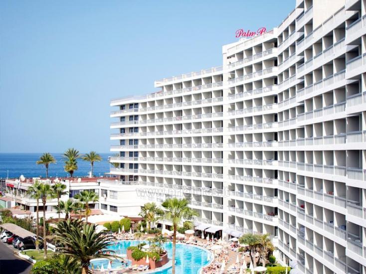 Eleganckie wnętrze apartamenty Palm Beach Club - 1