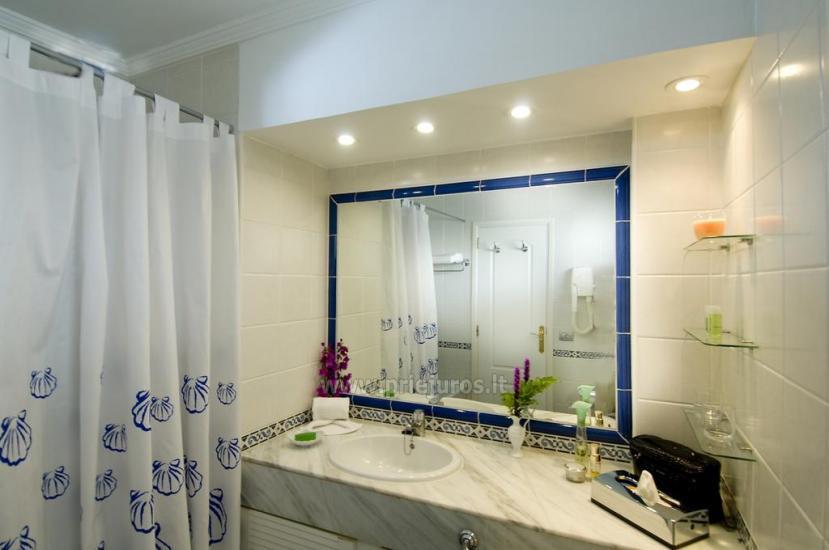 Eleganckie wnętrze apartamenty Palm Beach Club - 5