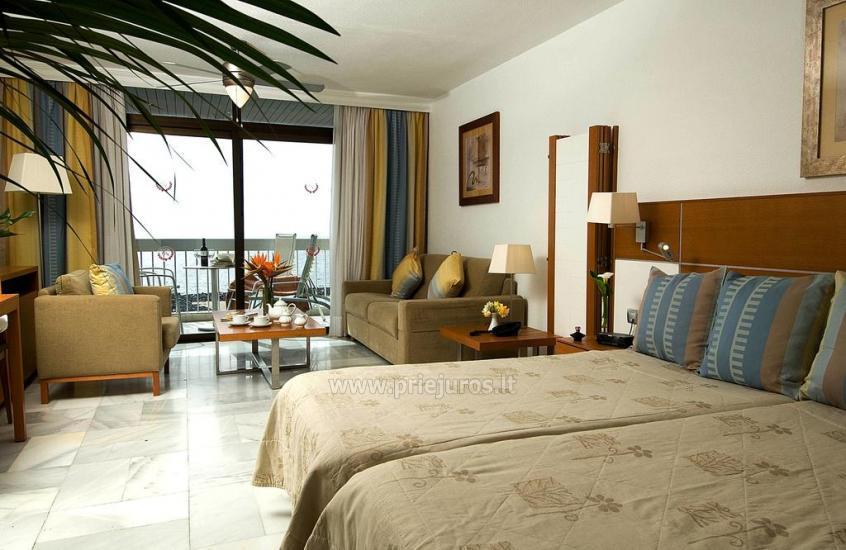 Eleganckie wnętrze apartamenty Palm Beach Club - 7