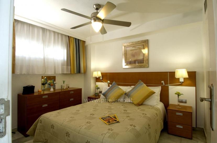 Eleganckie wnętrze apartamenty Palm Beach Club - 8