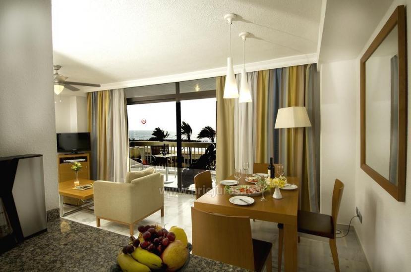 Eleganckie wnętrze apartamenty Palm Beach Club - 11