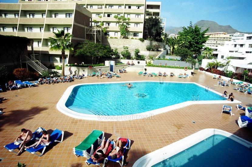 Apartament Playazul w centrum kurortu - 1