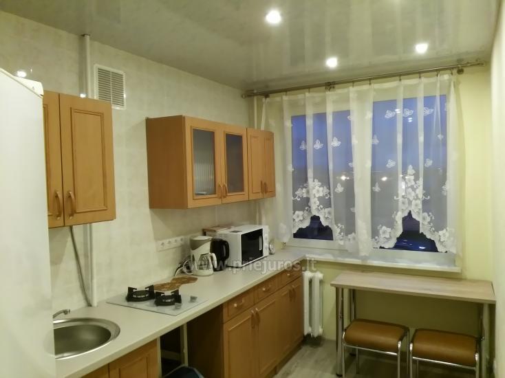 Jedno pokojowe mieszkanie do wynajęcia w Kłajpedzie: godziny, dni, tygodnie - 1