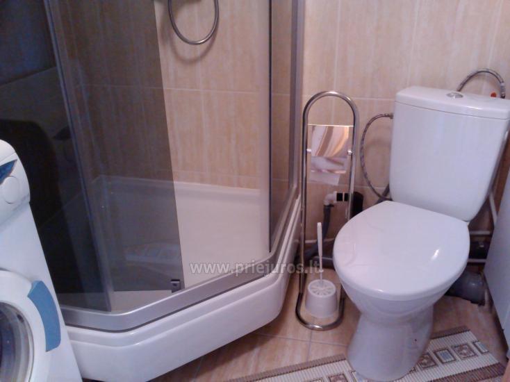 Jedno pokojowe mieszkanie do wynajęcia w Kłajpedzie: godziny, dni, tygodnie - 2
