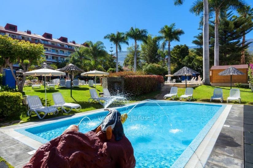 Masaru apartamenty z pięknym subtropikalnym ogrodzie - 5