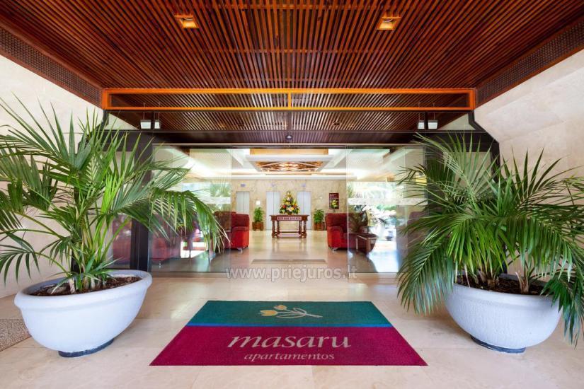 Masaru apartamenty z pięknym subtropikalnym ogrodzie - 8