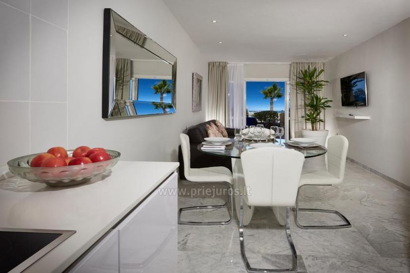 Kompleks apartamentowy Flamingo Beach Mate południowej części Teneryfy - 8