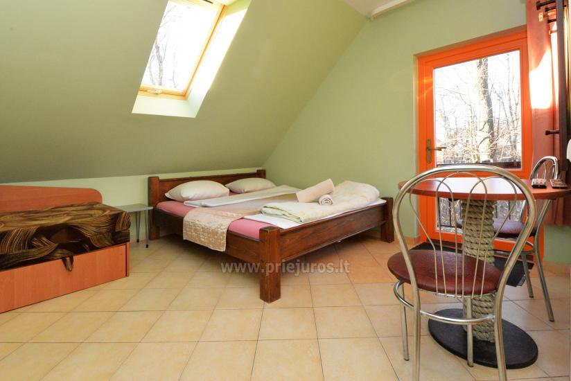 Pokoje w pobliżu Kłajpedy na noc, weekend, tydzień, miesiąc - 8