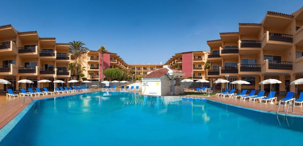 Kompleks rekreacyjny Marino Tenerife - 1