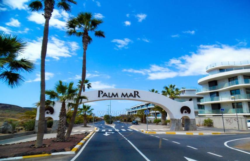 El Mocan Palm Mar apartamenty południowej części Teneryfy - 1
