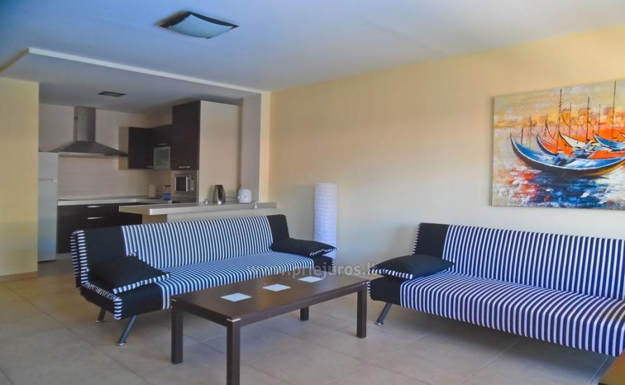 El Mocan Palm Mar apartamenty południowej części Teneryfy - 8